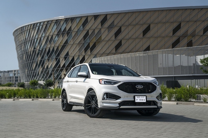 2019 Ford Edge will have more standard driver-assist tech than other midsize SUVs
