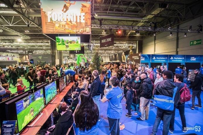 UK gaming festival 'Insomnia' to make its debut in Dubai in October