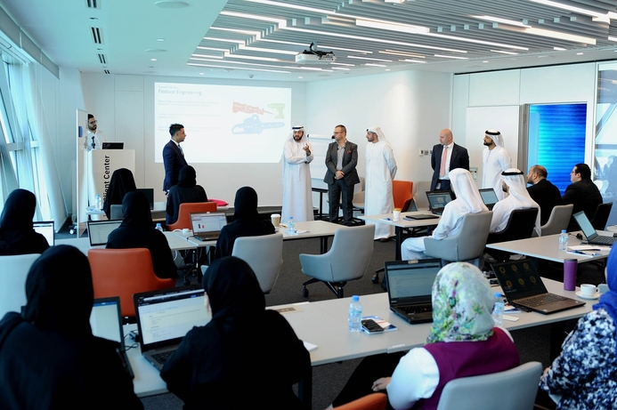 Abu Dhabi Digital Authority launches Artificial Intelligence initiative with IBM