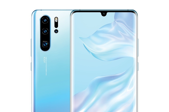 Huawei P30 Pro 128GB Breathing Crystal Edition is available in the UAE