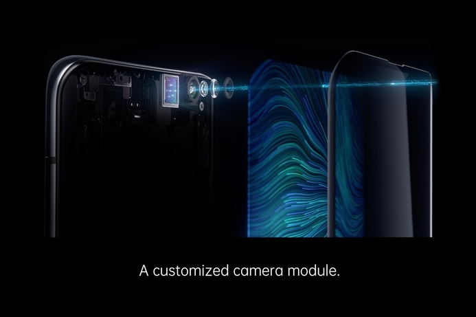 Oppo unveils Under-Screen Camera Technology at MWC Shanghai 2019