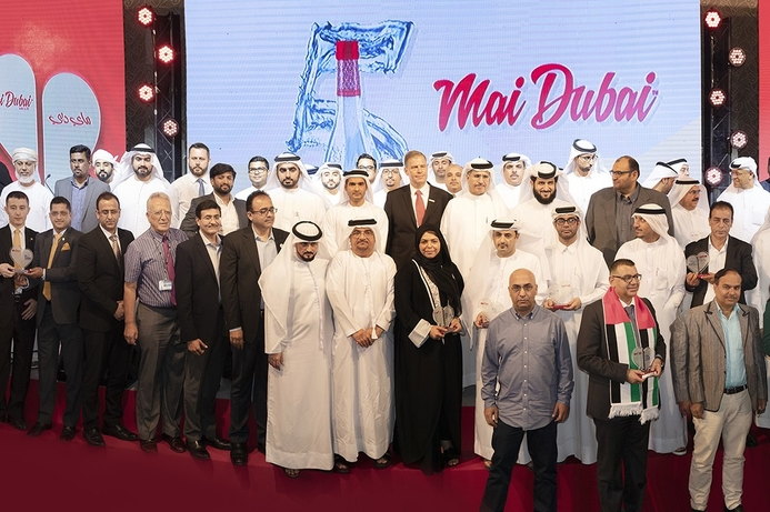 Mai Dubai to be world's first bottled drinking water company completely powered by Solar Energy