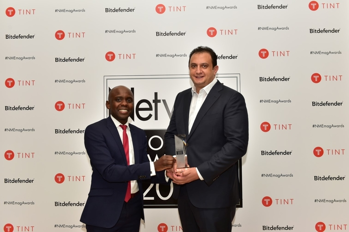 Datamena wins 'Data Centre Project of the Year' at Network Middle East Innovation Awards