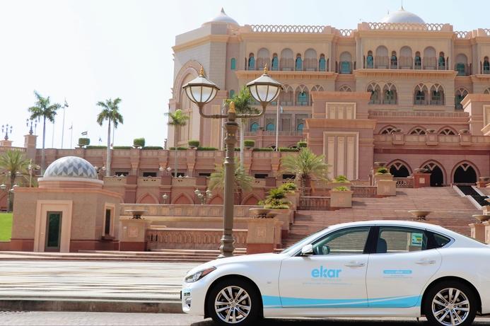 ekar adds new range of cars to its Abu Dhabi Fleet
