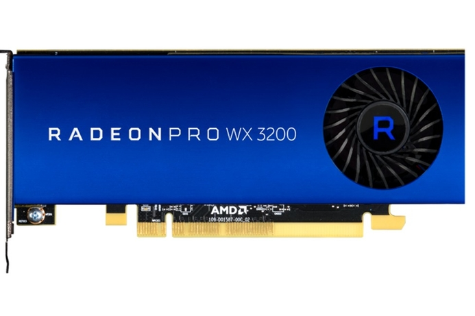 AMD launches the Radeon Pro WX 3200 for CAD professionals