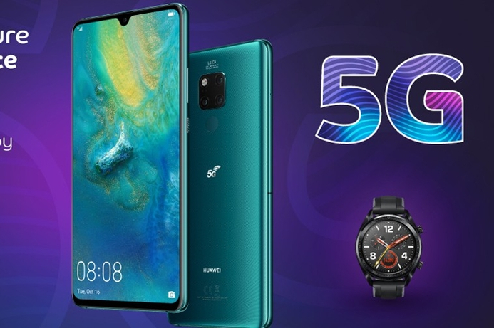 du expands 5G Mobile offering with Huawei Mate 20 X