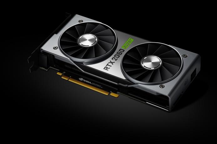 Nvidia introduces new RTX Super GPUs