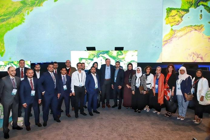 Abu Dhabi Government showcases achievements at 2019 Esri User Conference