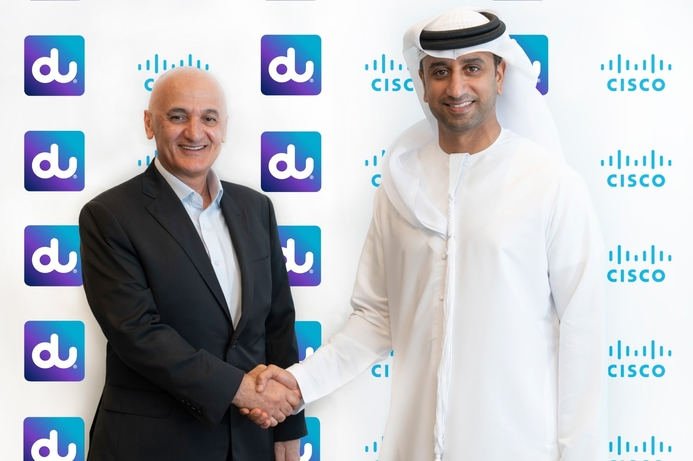 Cisco and du launch a digital Visual IVR Solution in the Middle East
