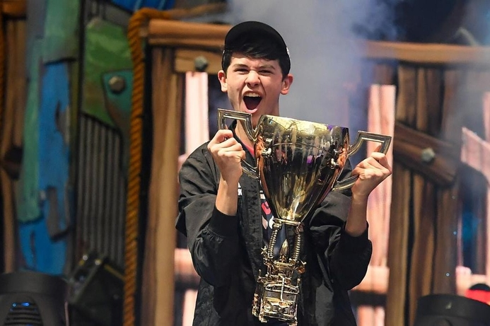 16-year-old wins $3mn (AED11mn) playing Fornite