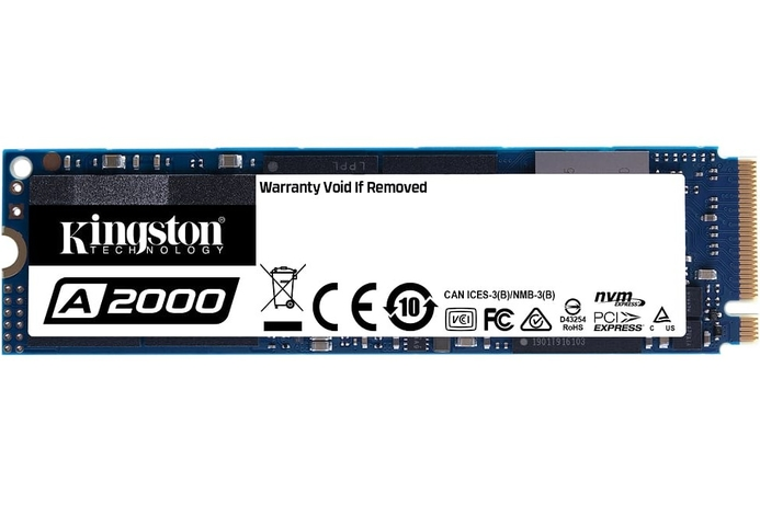 Kingston launches new A2000 SSD
