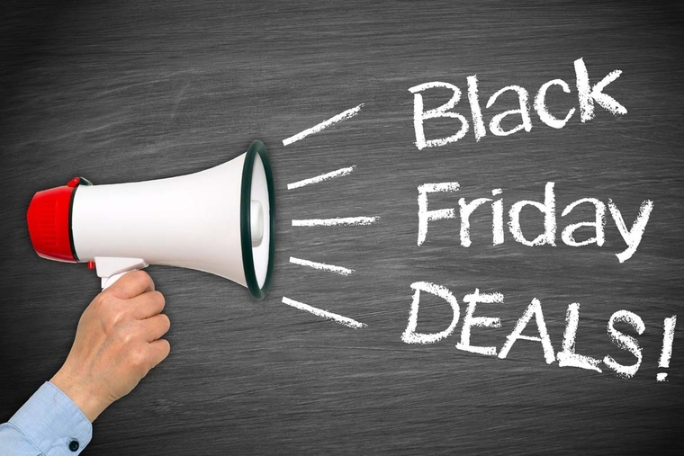 Black Friday and Cyber Monday dominated by mobile sales