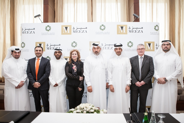 Msheireb and MEEZA sign deal for smart city