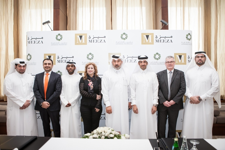 Msheireb Properties and MEEZA partner for Smart City solutions