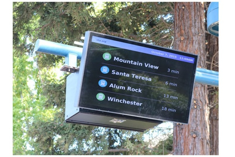 Californian transport authority upgrades signage with Allied Telesis CMS