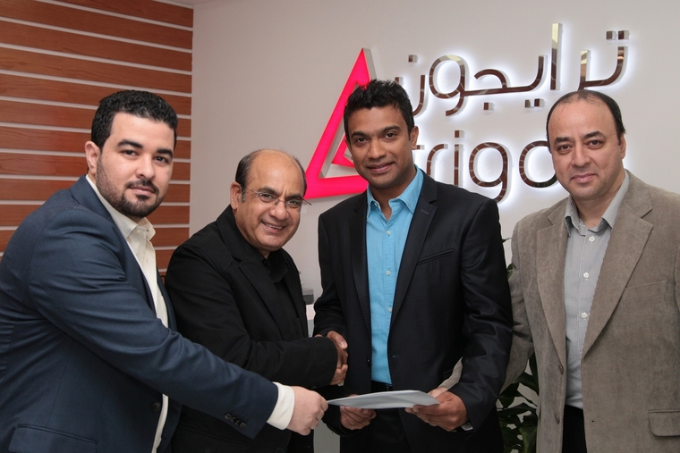 AOC partners with Trigon for GCC and Iraq