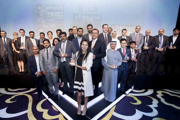 Network Middle East Awards 2016: the winners