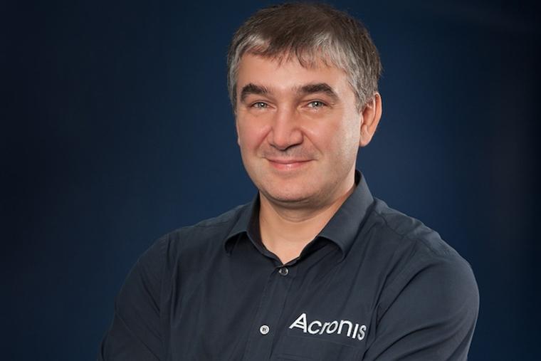 Acronis unveils latest backup solution