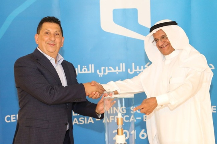 Mobily lands AAE-1 cable in Jeddah