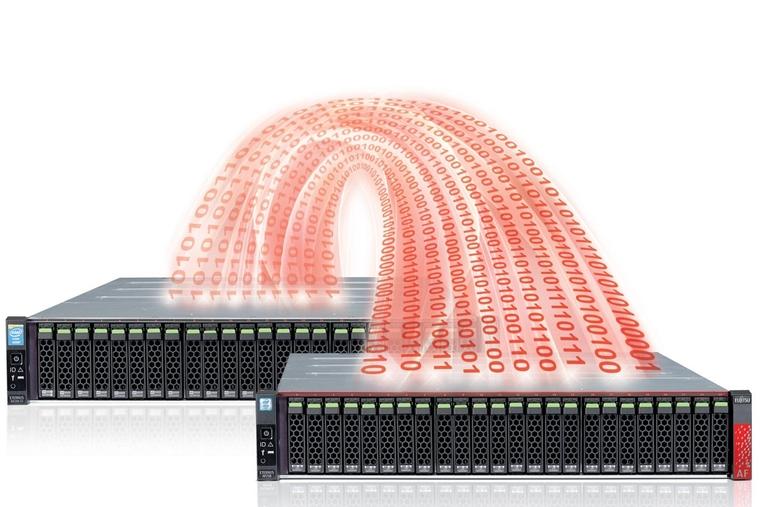 Fujitsu introduces latest all-flash storage system