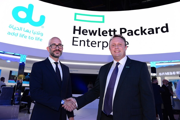 HPE and du collaborate to support Dubai Smart City
