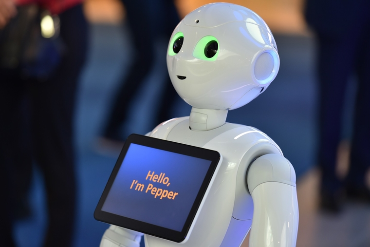 Softbank's Pepper robot raises security risks