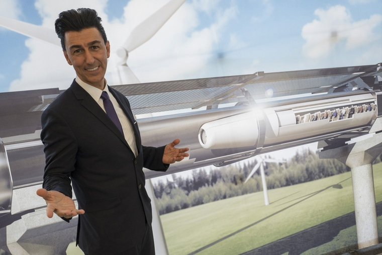 UAE's hyperloop system to cost up to $40m per km