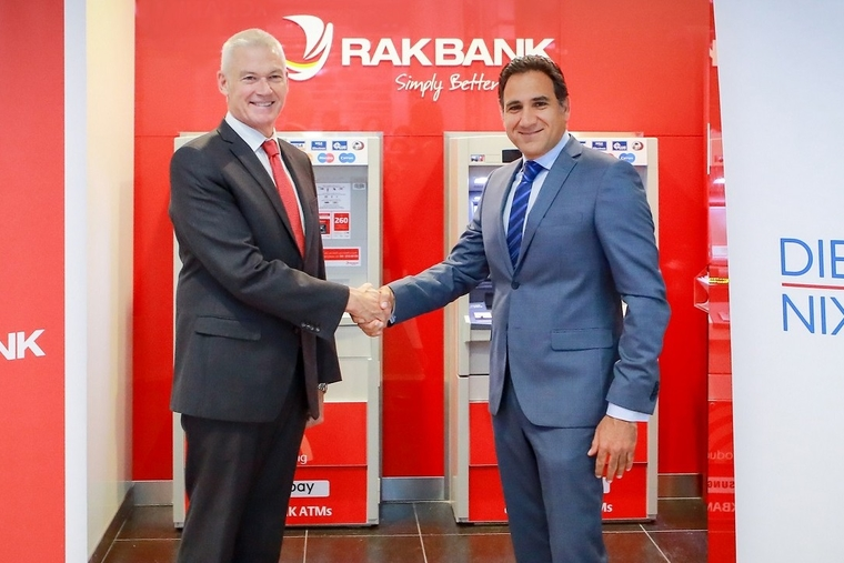 Samsung Pay accessible on RAKBANK ATMs in UAE