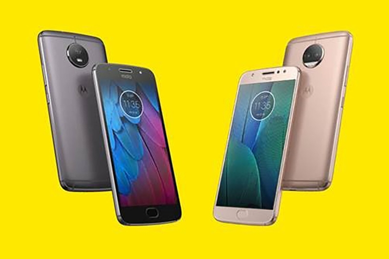 Special edition Moto G5S lands in the UAE