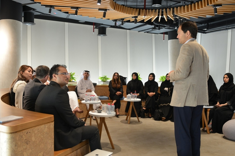 Smart Dubai holds workshop for SHAPE happiness tool