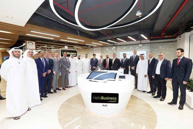 Etisalat launches 'Hello Business Hub' for SMBs and startups