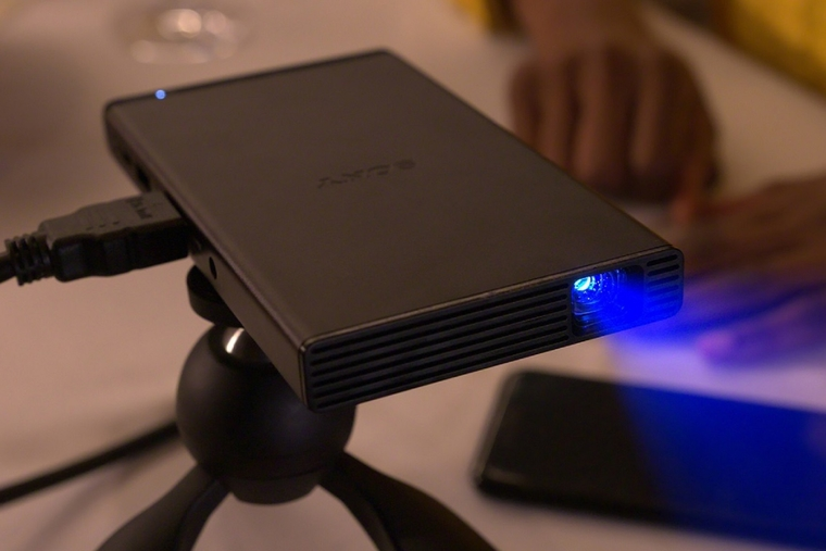 Sony expands Pico projector range in the UAE