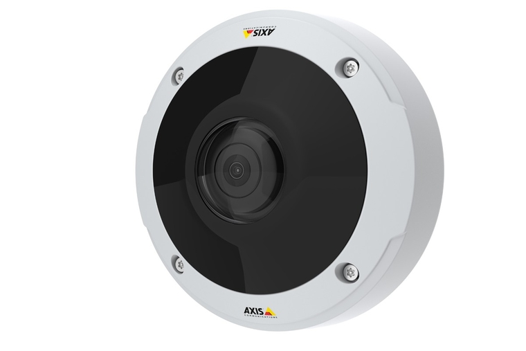 Axis extends IR-enabled IP camera range