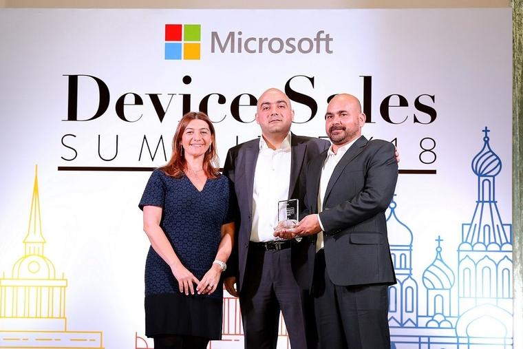 I-Life Digital wins Microsoft partner award