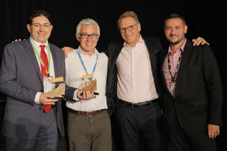 Palo Alto Networks honours StarLink with two awards