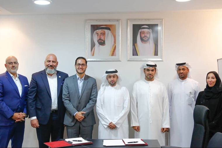 Sharjah DSCD signs NXN for data project