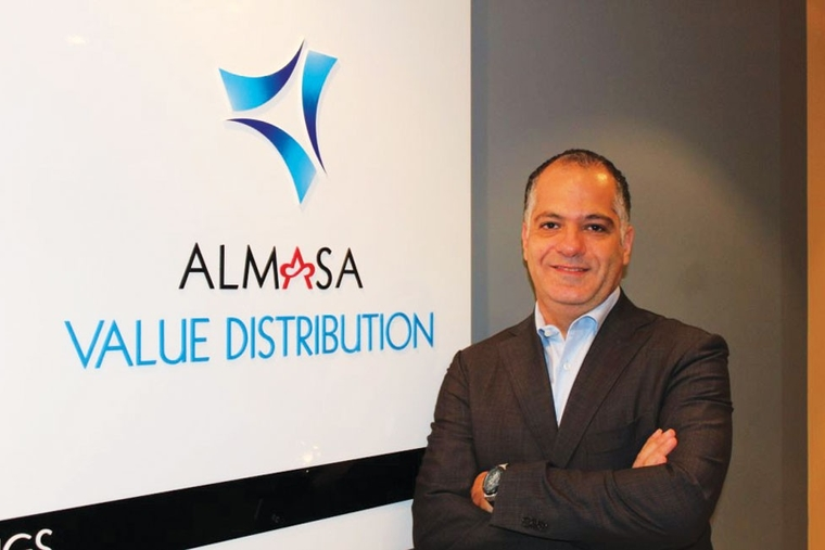 GateProtect signs up with Almasa