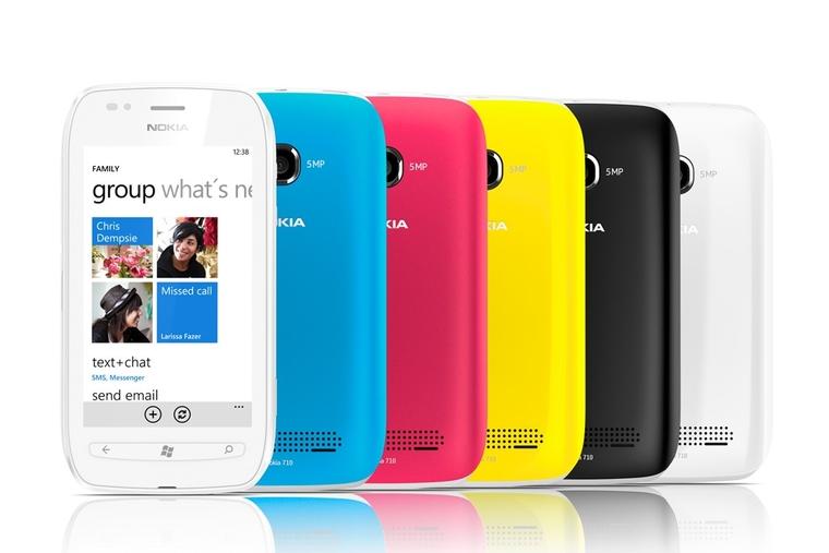 Nokia unveils first Windows Phone 7 handsets