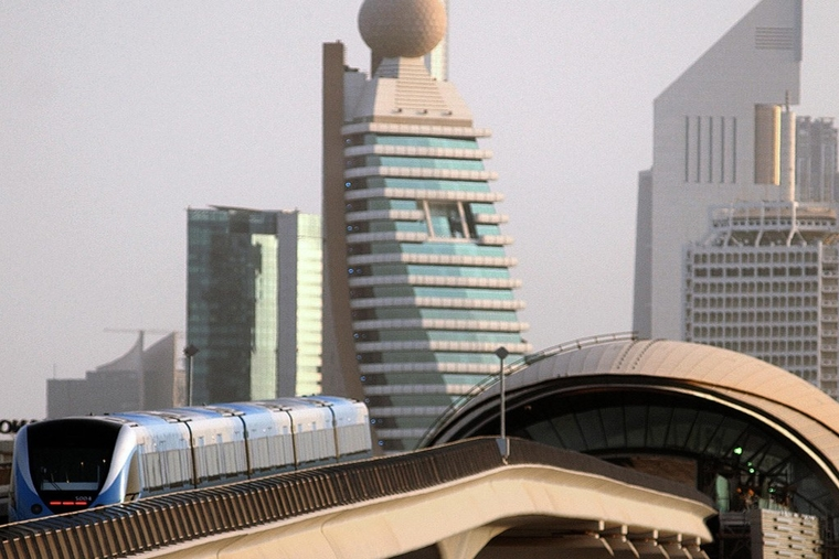 Etisalat names station on Dubai Metro