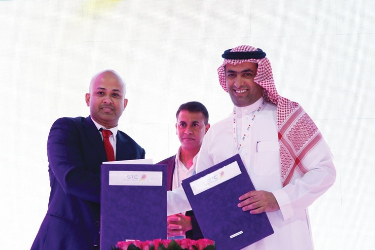 STC and Linksys sign agreement