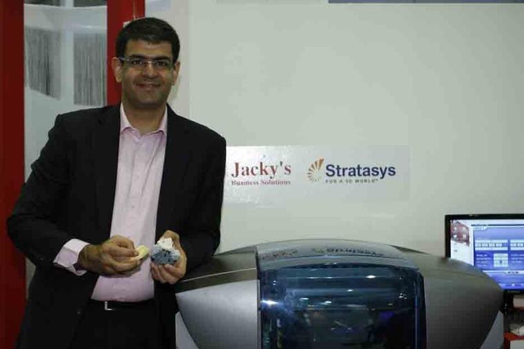 Jacky's demos 3D printer models