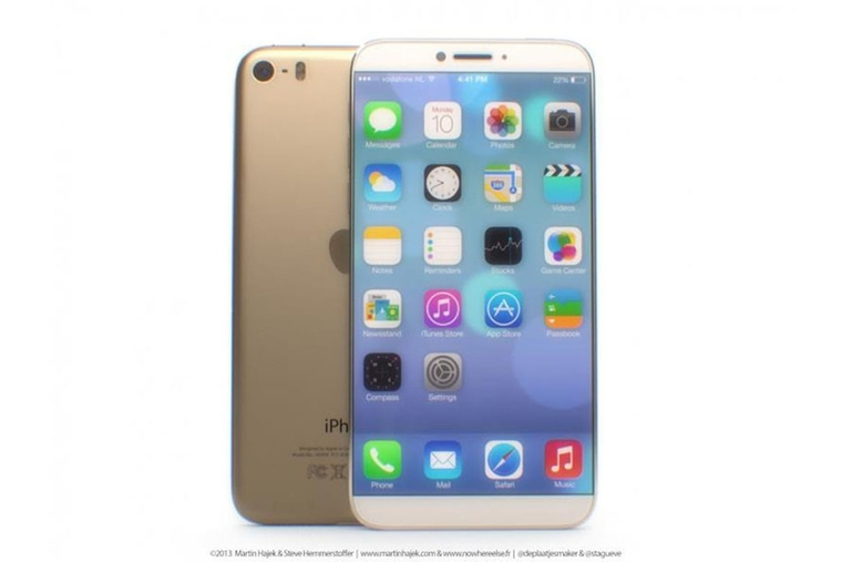 Leaked! iPhone 6 photos