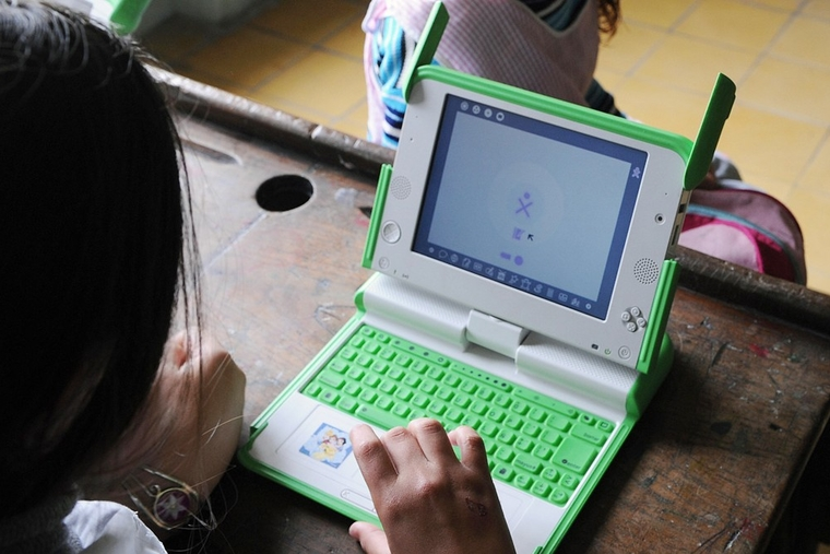Palestinians to get education boost with XO laptops