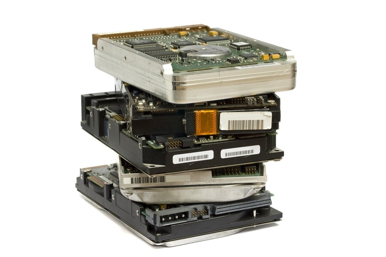 Companies not taking care when disposing of hardware