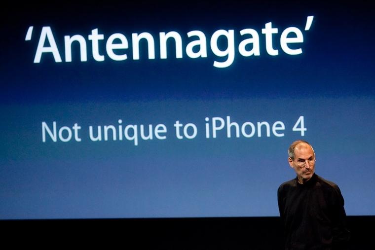 iPhone 4 'Antennagate'