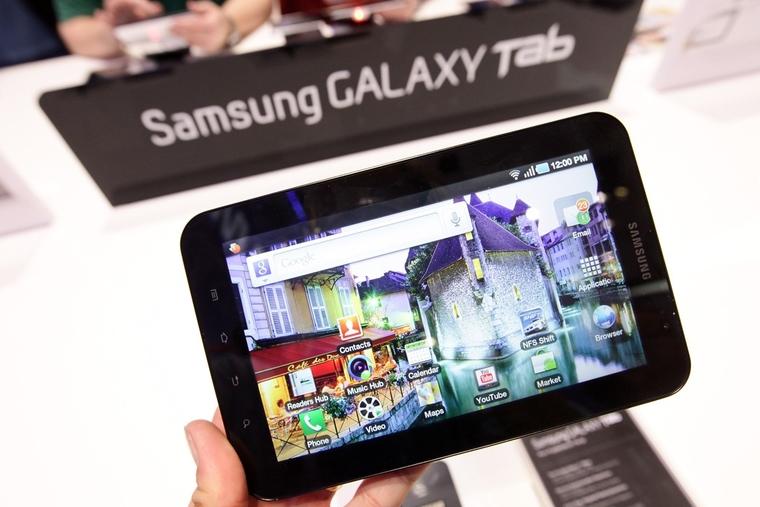 Samsung redesigns galaxy Tab 10.1