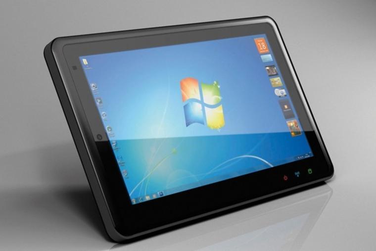 Microsoft partially unveils Windows 8