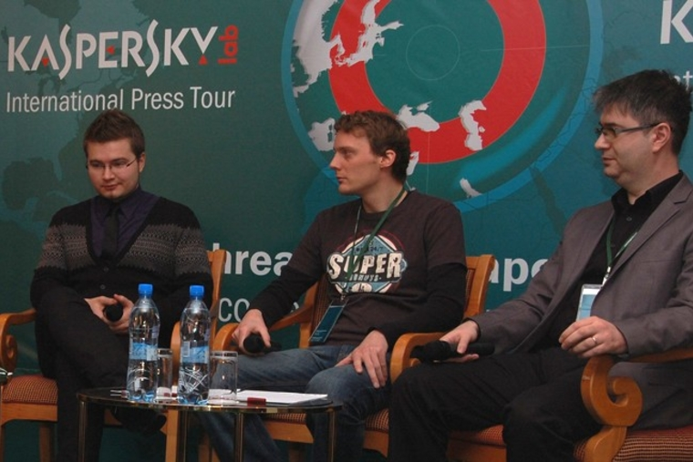 Laws must change to combat botnets – Kaspersky