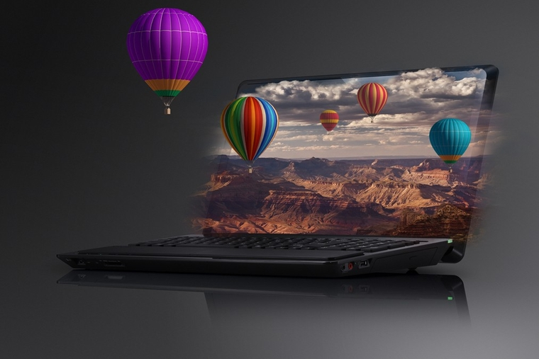 Sony launches 3D compatible notebook in region