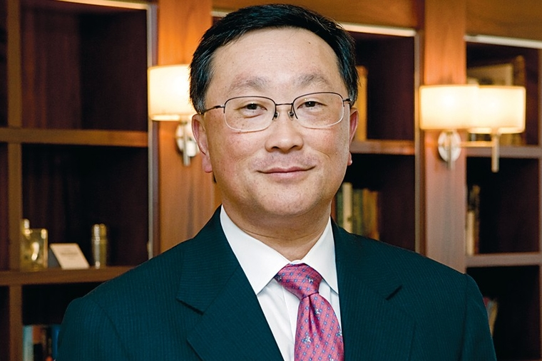 BlackBerry reports net loss of $5.9bn for FY14